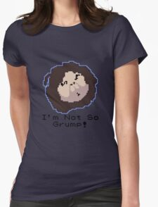 I'm Not So Grump! Womens Fitted T-Shirt