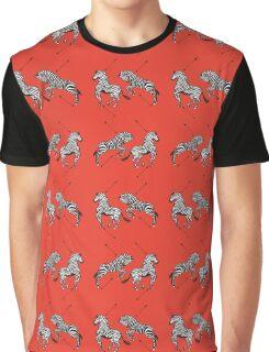 Pattern of The Royal Tenenbaums Graphic T-Shirt