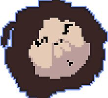 Pixel Dan Game Grumps by Aiden  Wall