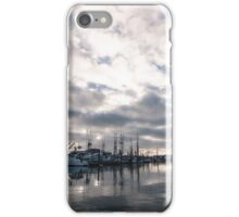 Resting the Night iPhone Case/Skin