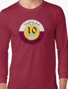 The Doha Ten Long Sleeve T-Shirt