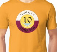 The Doha Ten Unisex T-Shirt
