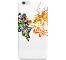 Bounty hunters... we don't need their scum iPhone Case/Skin