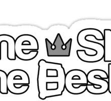 One Sky One Destiny - Kingdom Hearts Shirt Sticker