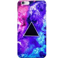 Solar Warp: Black Hole Trinity iPhone Case/Skin