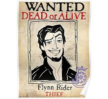 Flynn Rider Poster