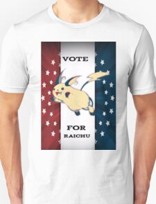 Vote For Raichu T-Shirt
