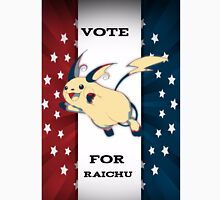 Vote For Raichu Unisex T-Shirt