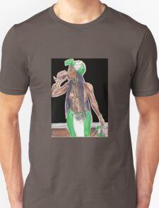 Funke the Nigerian Trap Queen Unisex T-Shirt