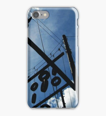Sky Battle iPhone Case/Skin
