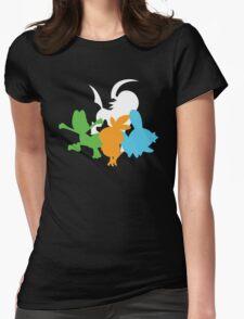 Pokemon Hoenn Starters T-Shirt
