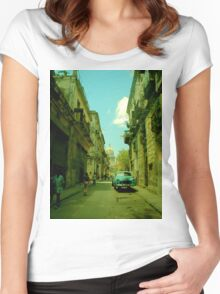 Better to Walk Women's Fitted Scoop T-Shirt