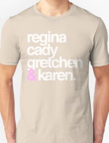 mean girls & T-Shirt