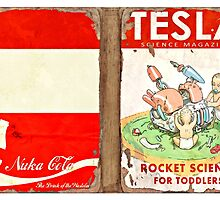 Tesla (Issue 3) by Spencer Siefke