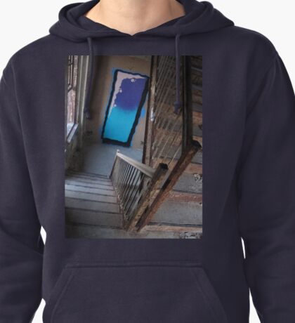 staircase of dreams abandoned Pullover Hoodie
