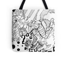 Demonstrate We are Suggestions Tote Bag