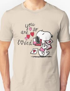 Cute Snoopy T-Shirt