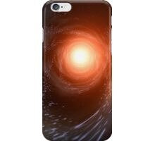 3d Rendered Space Scene iPhone Case/Skin