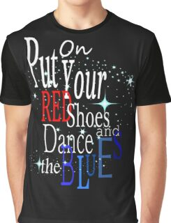 LET'S DANCE ... Graphic T-Shirt