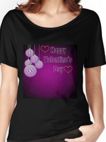 Valentin'e day Women's Relaxed Fit T-Shirt