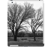 Crisp Winds. The Smell Of Home. iPad Case/Skin