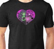My Zombie Valentine  Unisex T-Shirt