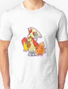 Hoenn Fire Starters T-Shirt
