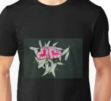 Petals with hearts Unisex T-Shirt
