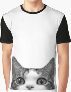 Cat Love - fun t-shirts, cute funny cards Graphic T-Shirt