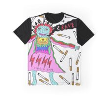 'Crave' design by LUCILLE Graphic T-Shirt