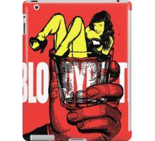 Bloody Bettie (On The Rockers) iPad Case/Skin