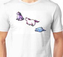 Chubby Unicorns Unisex T-Shirt