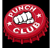 Punch Club Photographic Print
