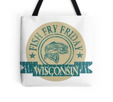 WISCONSIN FISH FRY Tote Bag
