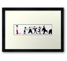 Party Hard - Party Harders Framed Print