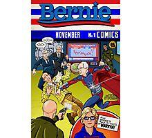 Super Bernie! Photographic Print