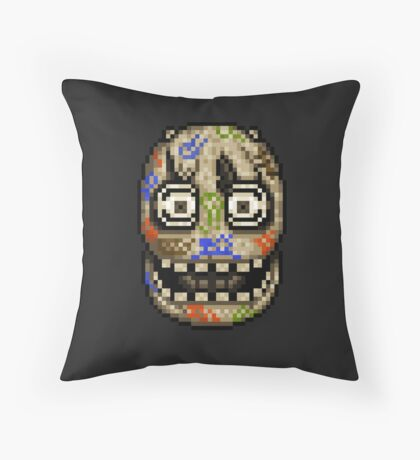 Five Nights at Candy's - Pixel art - Blank animatronic Throw Pillow