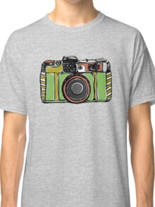 Vintage film camera big Classic T-Shirt