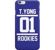 T.YONG 01  iPhone Case/Skin