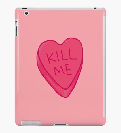 Kill Me Candy Heart iPad Case/Skin