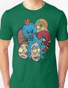 Rick nd Morty Unisex T-Shirt