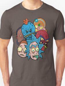 Rick nd Morty T-Shirt