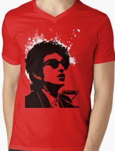 Dylan 2  Mens V-Neck T-Shirt