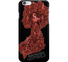Pride and Prejudice and Zombie The Movie 2016 iPhone Case/Skin