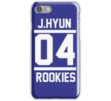 JAEHYUN 04 iPhone Case/Skin