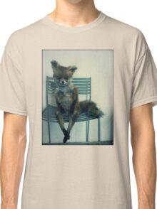 Stoned Fox. Classic T-Shirt