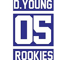 D.YOUNG 05 Photographic Print