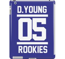 D.YOUNG 05 iPad Case/Skin