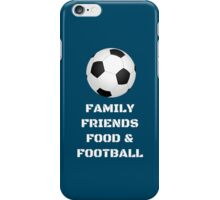 Football Quote iPhone Case/Skin