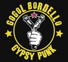 gogol bordello by Gloseloth